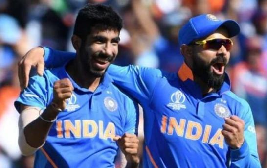 Kohli, Bumrah Maintain Top Position In Latest ICC Men's ODI Rankings