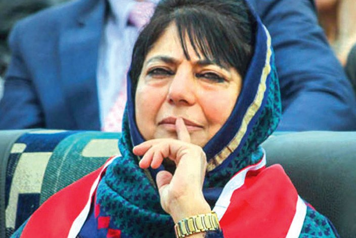 'Azadi' Battle Cry Of Every Indian Today: Mehbooba