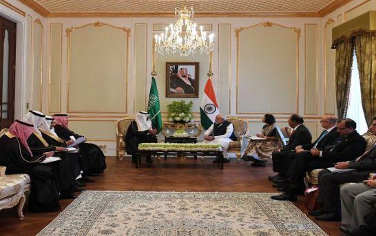 India, Saudi Ink Several Pacts As PM Modi Meets Kingdom's Top Leadership