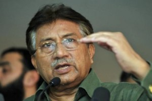 Kashmir Is In Blood Of Pak: Musharraf