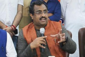 J&K's Statehood Will Be Restored In Near Future: Ram Madhav