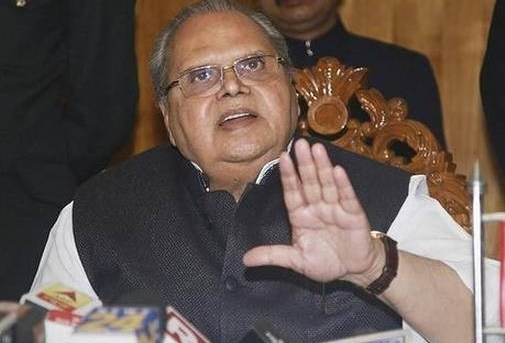 Home Ministry To Decide Release Of Politicians: Guv