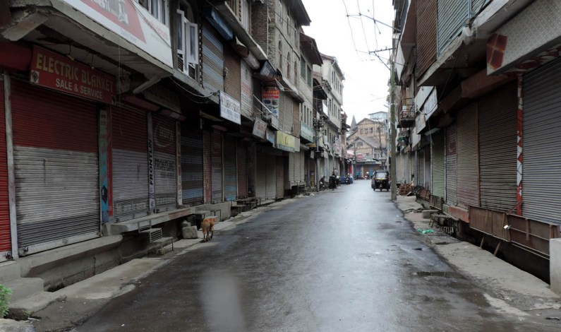 Day 63: Business of Life in Kashmir Remains Suspended