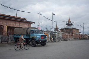 Jamia Masjid Remains Locked for 12th Consecutive Friday