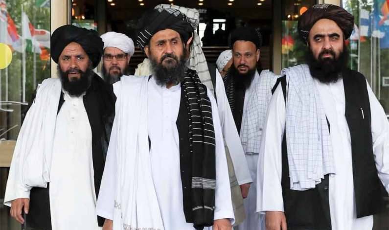 Beijing To Host 'Intra-Afghan' Conference: Taliban