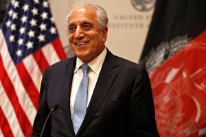 'US Envoy Khalilzad In Pak To Discuss Stalled Afghan Peace Process'