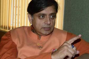 No Difference Between Congress, Modi Govt's Stand On J&K: Tharoor