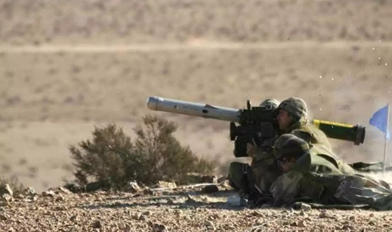 Army Inducts Israel-Made Anti-Tank Guided Missiles Along LoC