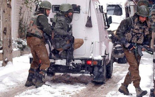 2 Militants Killed In Bandipora Gunfight