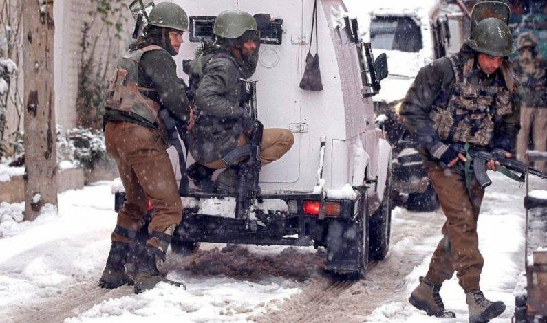Police Deserter Among 3 Hizb Militants Killed In Shopian Gunfight