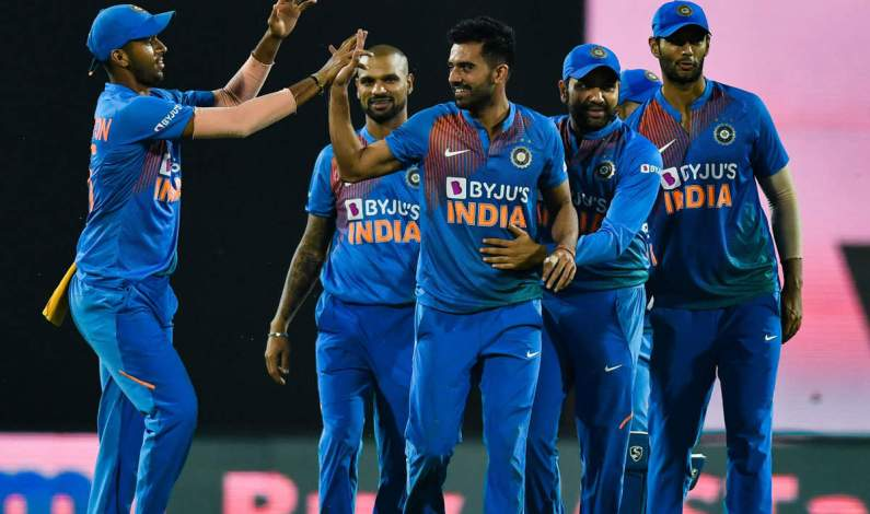Chahar's Hat-Trick Hands India T20 Series Win Over Bangladesh