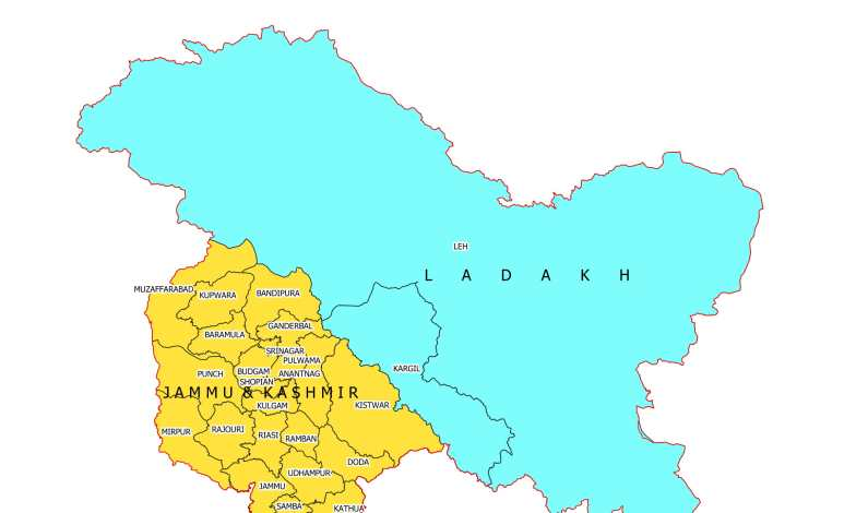 Finance Commission Awaits Terms Of Reference For J&K, Ladakh