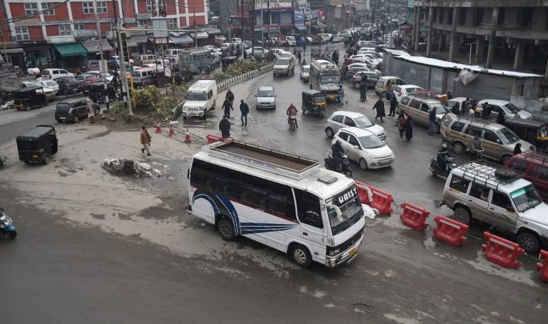Markets Open For Longer Hours, Public Transport Reappears On Some Roads