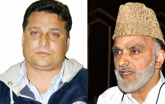 2 Detained NC Leaders Admitted At SKIMS