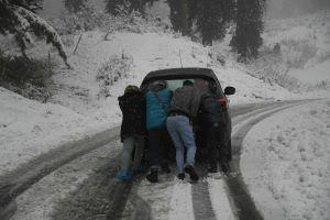 Updates: Untimely Snowfall Cuts Off Kashmir, Wreaks Havoc
