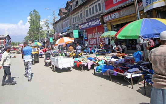 Plan Being Formulated For Smart Management Of Street Vendors In Sgr