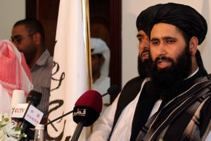 Taliban Say 'Way Too Early' To Speak Of Resuming Talks With US