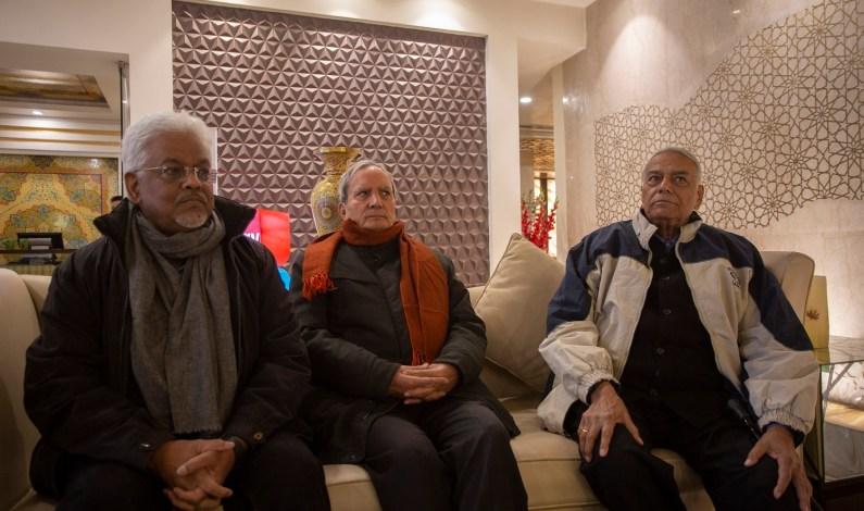 Sinha & Co Confined To Hotel In Srinagar