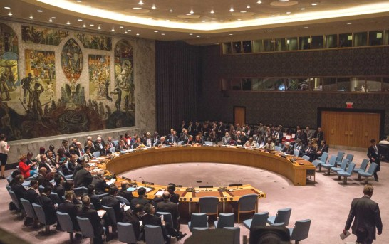 Kashmir Not On UNSC Agenda For Now: UK