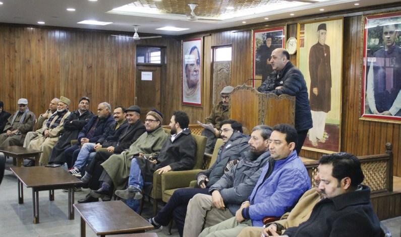 NC Seeks Release Of Political Leaders