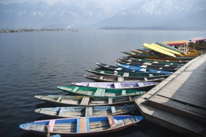 Kashmir Sans Tourists On Christmas, New Year