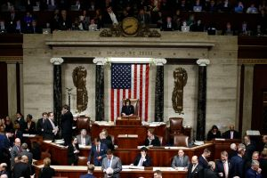 US House Impeaches Trump For Abuse Of Power, Obstructing Congress