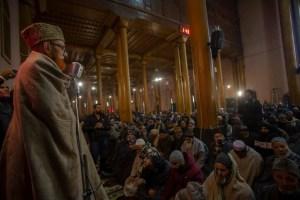 Friday Prayers Held At Jamia Masjid After 19 Weeks
