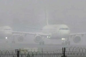Fog Grounds Flights For Sixth Consecutive Day