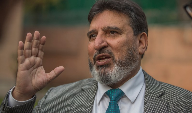 Will Fill The Space, If Other Parties Fail To Represent People: Bukhari