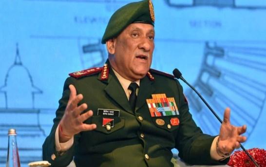 Difficult To Predict War Scenario With Pakistan: CDS Rawat