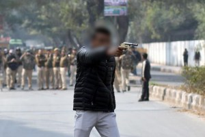 Gunman Shoots At Jamia Students, Shouts 'Ye Lo Azadi'