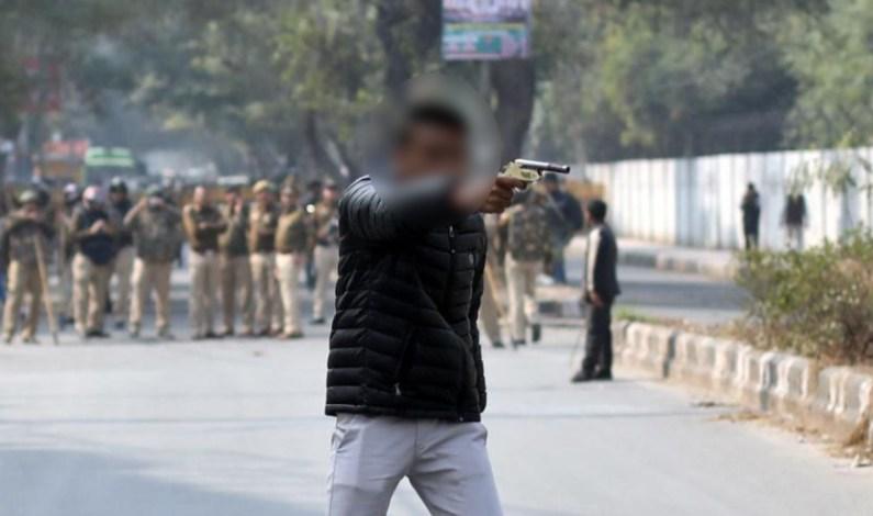 Teachers Blame 'Goli Maro' Minister For Jamia Shooting