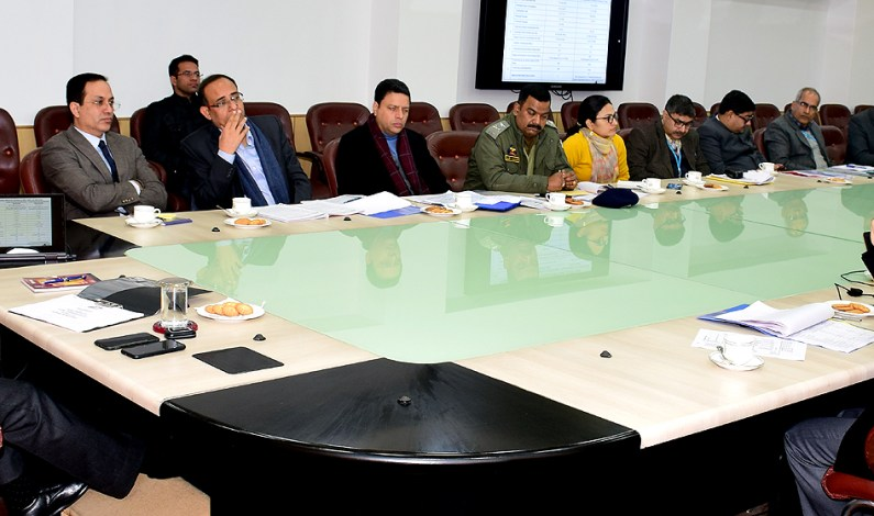 LG Reviews Progress Of Highway Projects