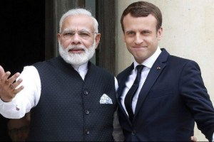 Paris Following Kashmir Situation, Macron Calls Modi