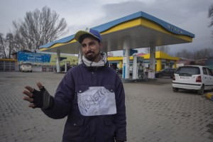 Fuel Shortage Hits Srinagar, Other Districts