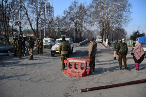 Fresh Alert Sounded In Kashmir; Frisking, Searches Intensified