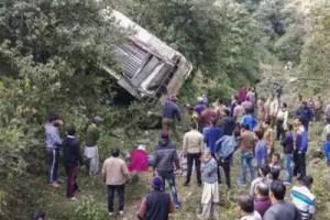 9 Dead In Rajouri Road Accident