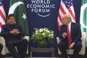 Trump Again Offers To 'Help' Resolve Kashmir Issue