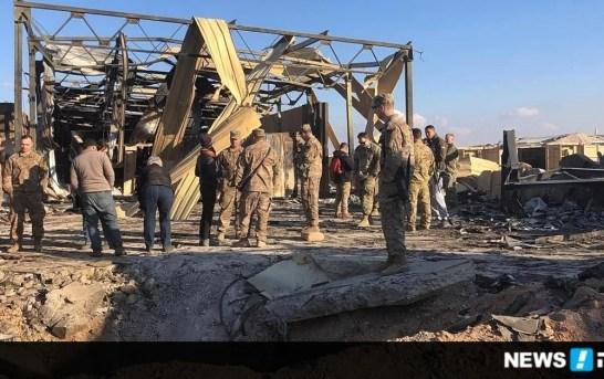 US Troops Describe Terror of Iran Missile Attack