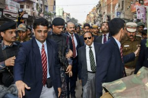 Inshallah, There Will be Complete Peace Here: Doval