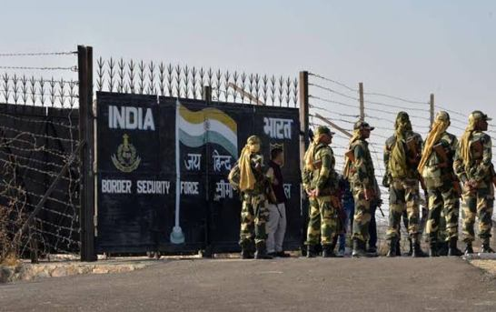 BSF Officer Shoots Self Dead In Kathua