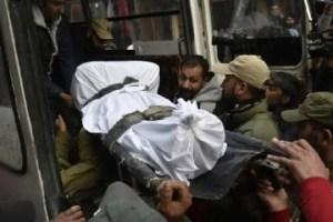 Ex-Militant Commander Found Dead In Srinagar Mosque