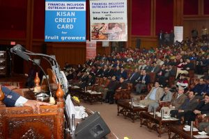 Financial Inclusion Outreach Campaign Launched In J&K