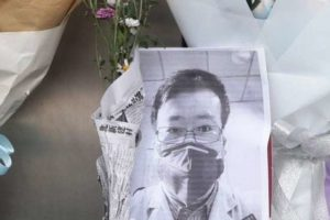 China Virus Crisis Deepens As Whistleblower Doctor Dies