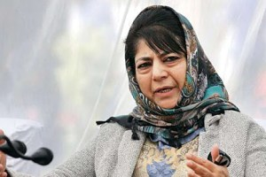 Mehbooba Was Working With Separatists: Govt
