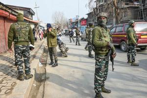 3 'Militants' Chargesheeted In Lal Chowk Attack Case