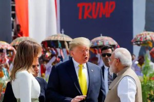 India Reduced To Lowly Buyer: Congress On Trump's Visit