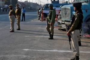 Security Grid Along J&K Highway Being Upgraded