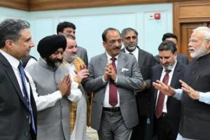 Modi Has Adopted Kashmir, Says Bukhari After Meeting PM