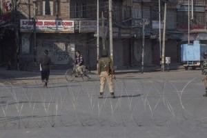 Coronavirus: Restrictions In Kashmir Valley Tightened